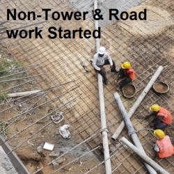 Non-Tower & Road work